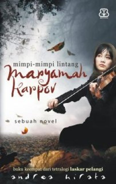 free download novel maryamah karpov pdf